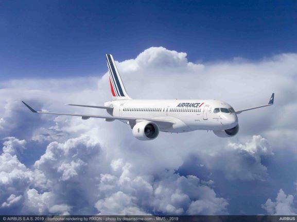 Air France-KLM confirme sa commande portant sur 60 Airbus A220
