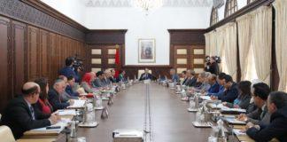 El Otmani préside une réunion du Conseil d'administration de l'ANRT