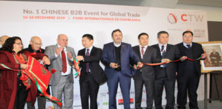 Coup d'envoi de la 3 e édition de China Trade Week  à Casablanca