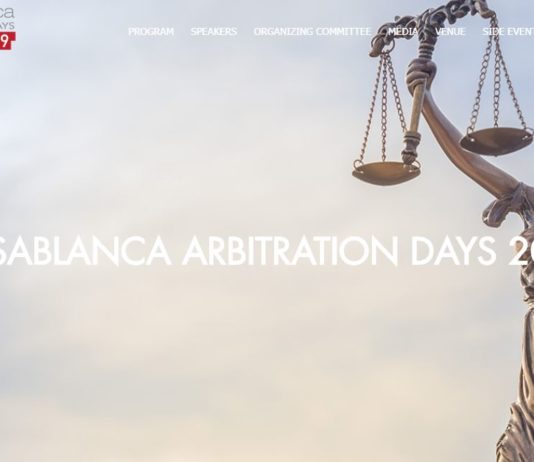 Casablanca Arbitration Days
