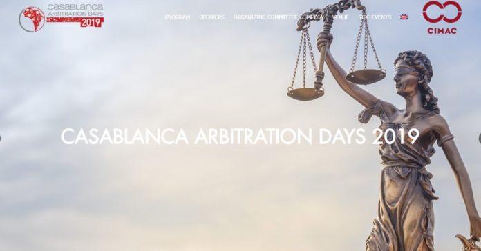 Casablanca Arbitration Days