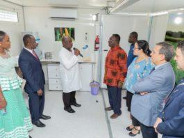 Le Ghana et l'OCP lancent la carte de fertilité des sols