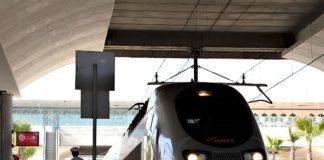 L'ONCF: réception de la 1ère locomotive nouvelle génération