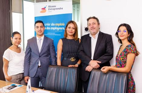 Regus et Réseau Entreprendre Maroc s'allient pour dynamiser l'entrepreneuriat au Maroc