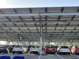 StMicroelectronics et GreenYellow inaugurent l'une des plus grandes installations d'ombrières photovoltaïques au Maroc
