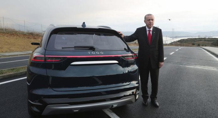La première voiture électrique « made in Turkey » officiellement révélée