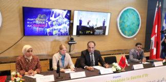 Lancement de la 4 e édition du Trophée Goutte d'Or à Rabat