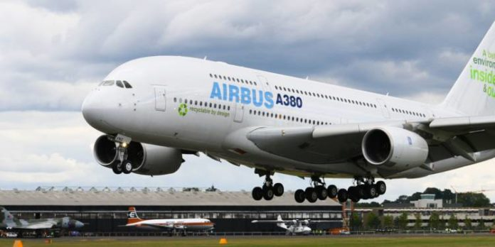 Airbus affiche des performances commerciales solides en 2019