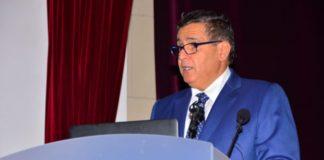 Akhannouch présente le programme d'approvisionnement en eau d'irrigation