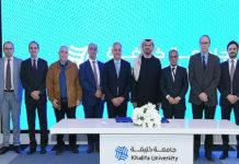 L'AMEE et l'université de Khalifa s'associent à Abu Dhabi