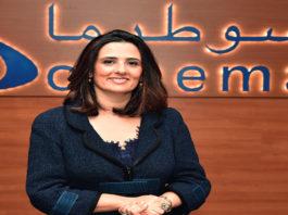Lamia Tazi nommée PDG de Sothema