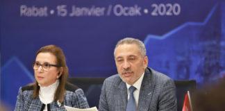 Le Maroc et la Turquie entendent réviser l'Accord de libre-échange