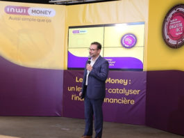 Mobile Money lance inwi money