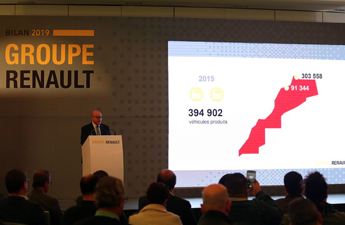 Renault Maroc fait cavalier seul en 2019