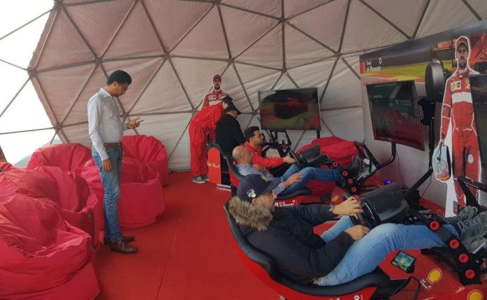 Vivo Energy Maroc lance la Shell V-Power Virtual Cup