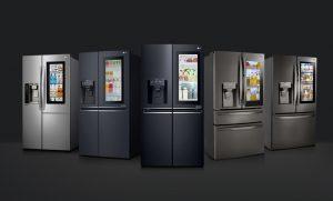 Instaview Technology- LG Freezer