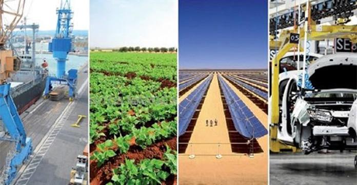 بنك المغرب الاقتصاد الوطني , توقعات بنك المغرب ,  توقعات بنك المغرب 2021 , توقع نمو اقتصاد المغرب , توقعات نمو اقتصاد المغرب