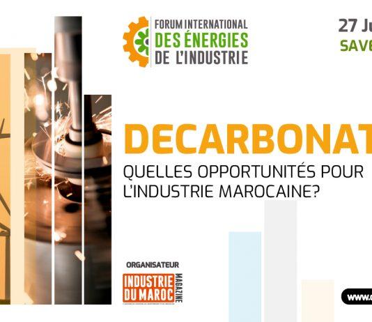 Premier Forum International des Energies de l'Industrie