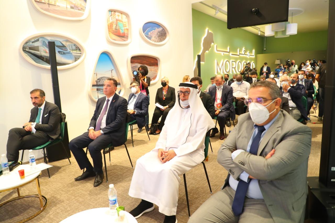 Expo 2020 Dubaï: le Pavillon Maroc met en avant ses partenaires thumbnail